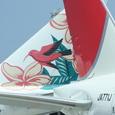 B747-300 Resocha 旧JAL塗装機